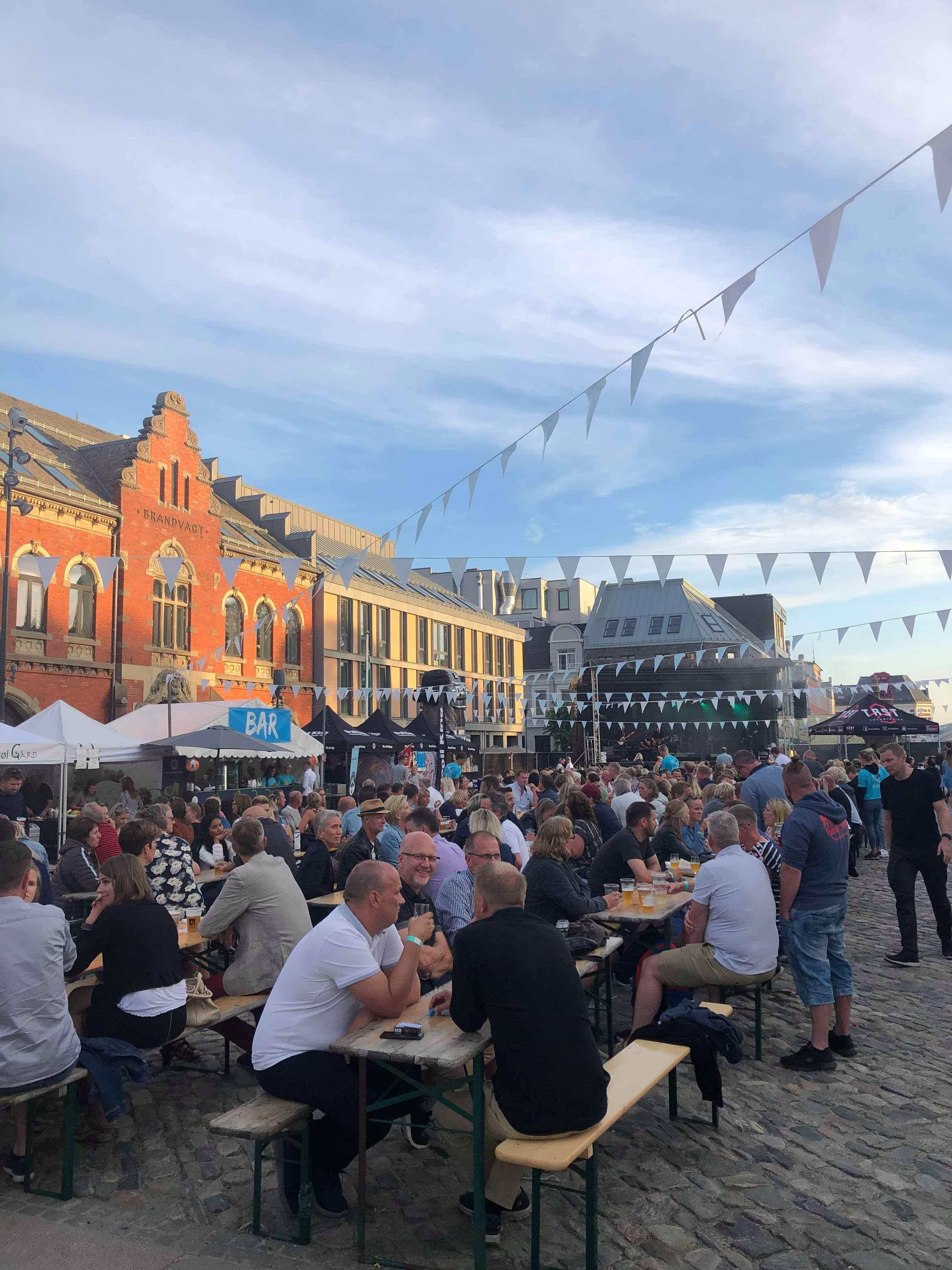 Sørlandet Matfestival 2019 Kristiansand 12 Juli
